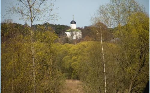 Успенский собор на Городке. Экскурсия в Звенигород