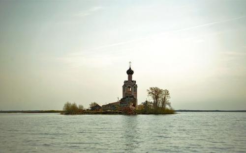 Туры на Русский Север. Спасо-Каменный монастырь