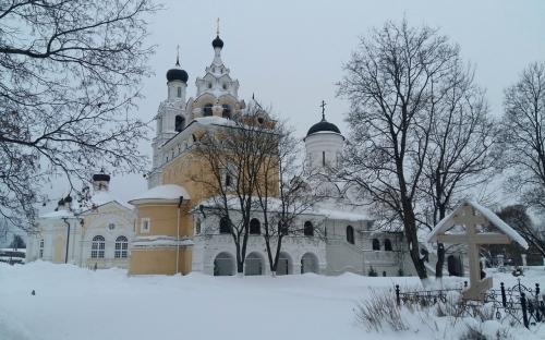 Киржачский Благовещенмкий монастырь