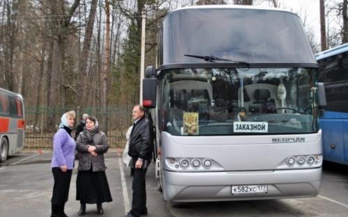Автобусные поездки совсем не тяжелы, если такой автобус...
