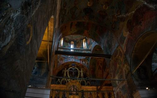 Экскурсия в Кириллов. Успенский собор