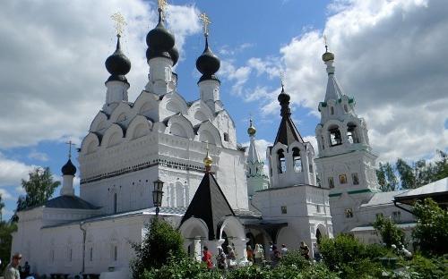 Муром. Благовещенский монастырь