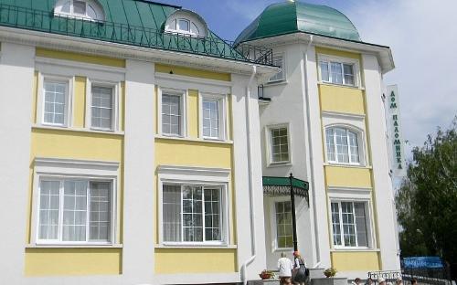 Паломнический центр в Дивееево