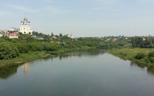 Елец. Вид города