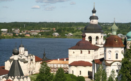 Экскурсия в Кириллов
