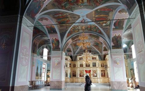 Никольский собор. Внутреннее убранство