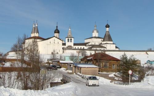 Ферапонтово! Экскурсия в Вологду