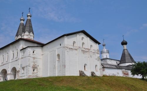 Ферапонтово. Монастырь Рождества Богородицы