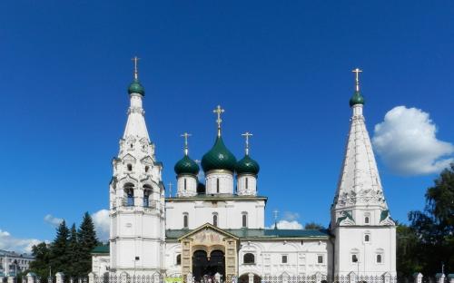 Храм Ильи Пророка. Ярославль