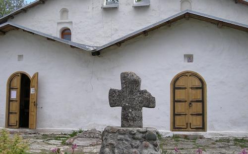 Покровская церковь в Пскове