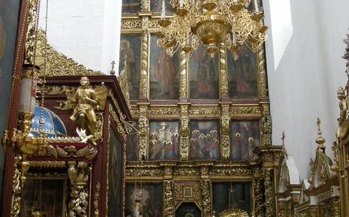 Грандиозный Троицкий собор Пскова