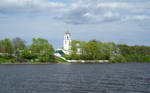 А вот и храм святителя Николая