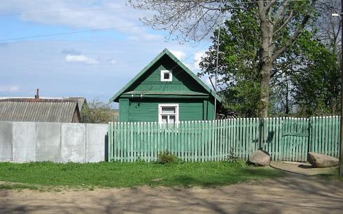 МАленький домик-келия лтца Николая