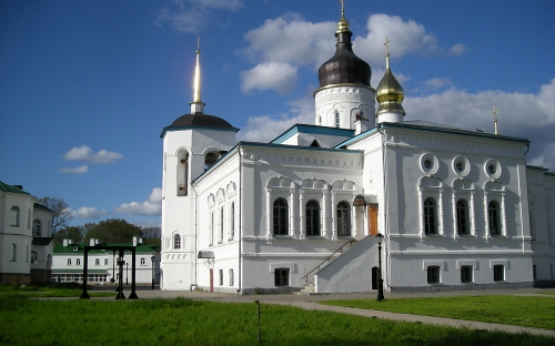 Свято-Елеазаровский монастырь Пскова