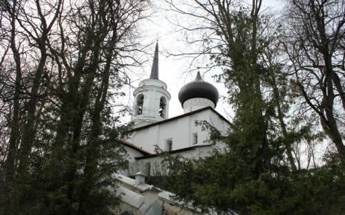 Пушкинские Горы. Свято-Успенский монастырь