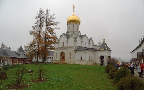 Савво-Сторожевский монастырь. Храм  Рождества Богородицы