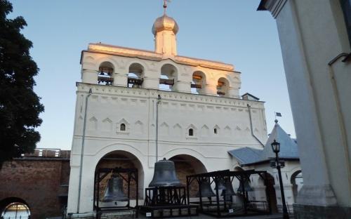 звонница Новгородского кремля