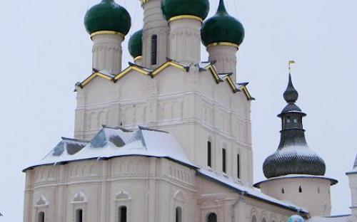 Масленица в Ростове Великом