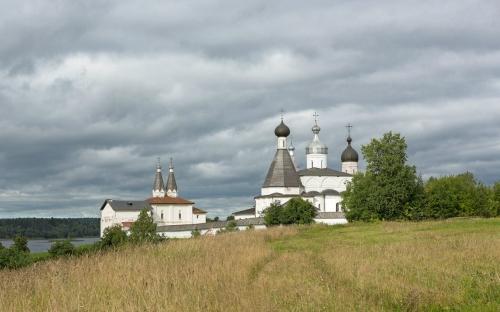 Ферапонтово. Храм Рождества БогородицыЭкскурсия в Вологду