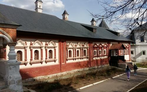 Саввино-Сторожевский монастырь. Палаты