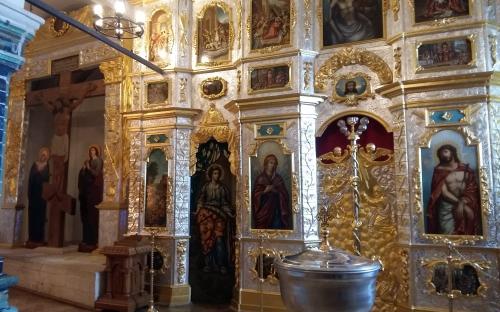 Храм Рождества Богородицы в Савво-Сторожевском монастыре