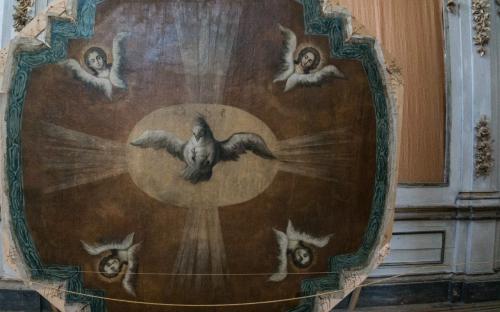 """""""Небо""""  деревянного храма. Экскурсия в Вологду"""