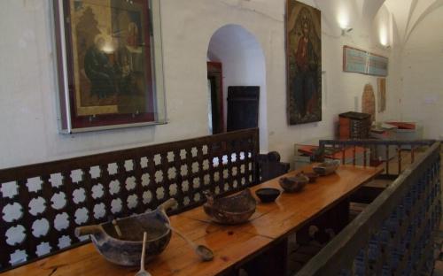 В музее Ферапонтова
