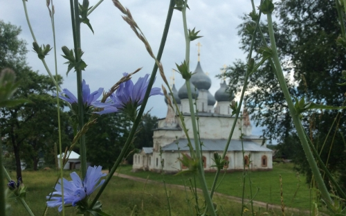 Тутаев. Крестовоздвиженский собор