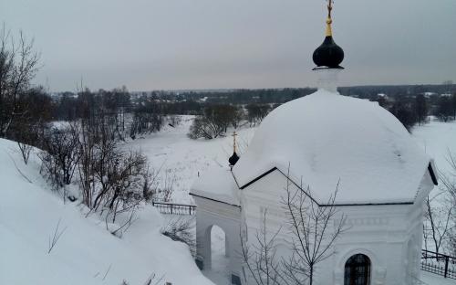 Источник прп. Сергия Радонежского в Киржаче