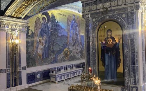Храм Воскресения Христова в КУбинке