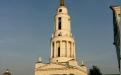 Задонск. Монастырская колокольня