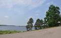 Бородаевское озеро рядом с монастырем