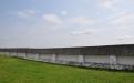Монастырская стена (новая)