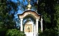 Толгский монастырь. Кедровник