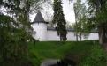 Псково-Печерский монастырь. Древняя хорошо укрепленная крепость
