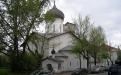 Один из многочисленных храмов Пскова