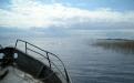 На рыбацком катере плывем к острову