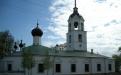 Никольский храм, где службы идут и теперь