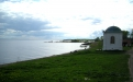 Часовня на берегу острова Залит или Талаб