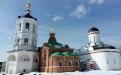 Никольский собор Николо-Пешношского монастыря