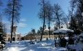 Предтеченский скит. Солнечный зимний день