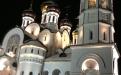 Княжье озеро. Храм Александра Невского (экскурсия в звенигород)