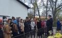Экскурсия в Святогорском монастыре (у памятника А.Пушкину0