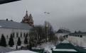 Вид на Саввино-Сторожевский монастырь с крепостной стены