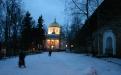 Храм Архангела Михаила.Псково -Печерский монастырь паломничество
