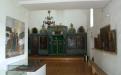 В музее Ферапонтово. Экскурсия в Вологду