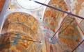 Роспись Дионисия в храме. Экскурсия в Вологду