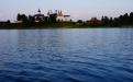 На Бородаевском озере. Экскурсия в Вологду