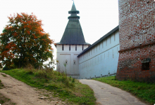Боровск. Пафнутьев-Боровский монастырь