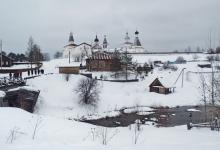 Ферапонтово. Экскурсия в Вологу